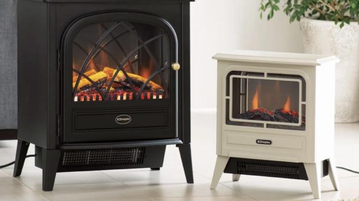 ディンプレックス 電気暖炉ファンヒーターは暖かい?口コミや電気代と最安値も!(いいものプレミアム)