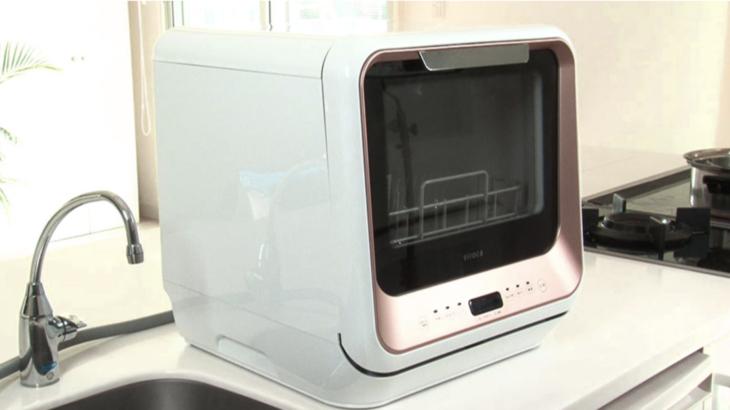 「siroca/シロカ 工事の要らない食器洗い乾燥機」の口コミとレビュー!使用できる洗剤や最安値も