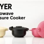 マイヤー 電子レンジ圧力鍋の使い方とレシピ!旧モデルとの違いと口コミ